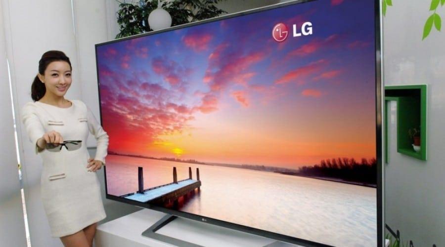 LG va dezvalui cel mai mare televizor 3D la CES