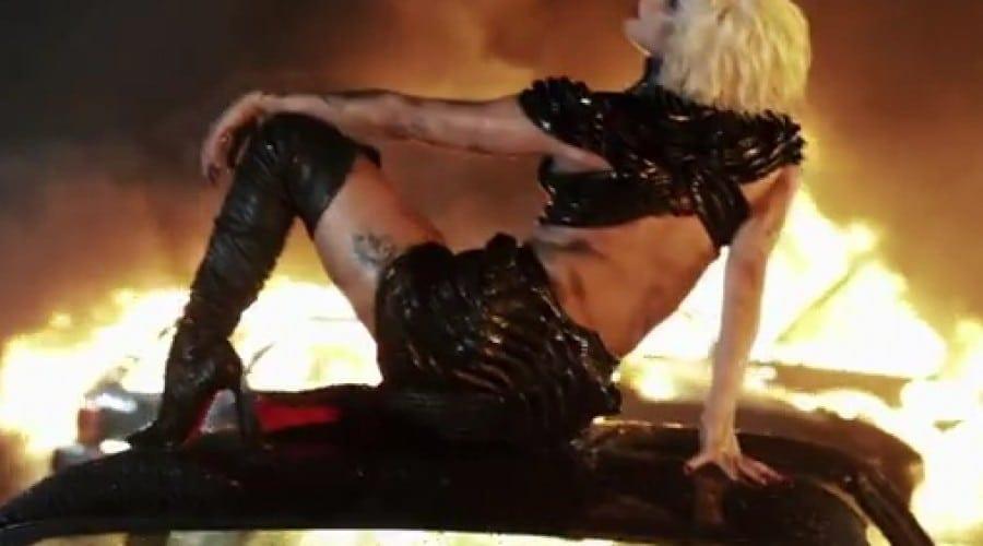 Lady Gaga Marry the Night: Noul video atinge 4 milioane de vizualizări într-o zi