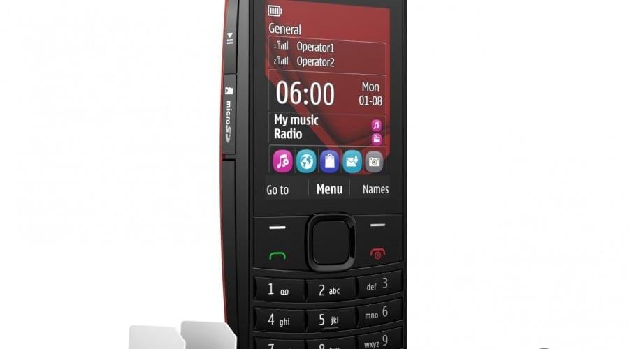 Nokia X2-02: Muzica, Dual SIM, la un pret de 60 euro