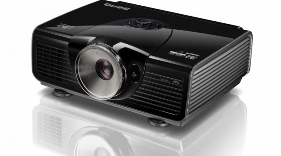 BenQ W7000: Proiector 3D Full HD