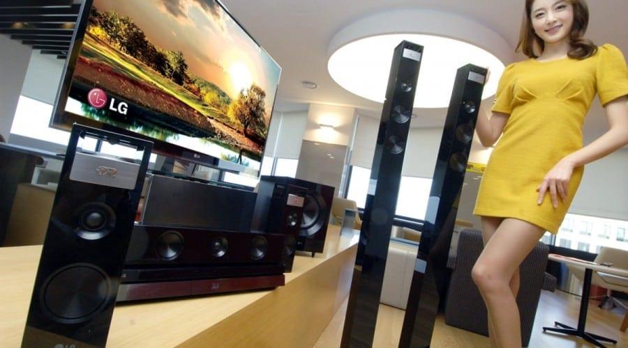 CES 2012: LG lansează sistemul Home Theater BH9420PW cu sunet surround 9.1