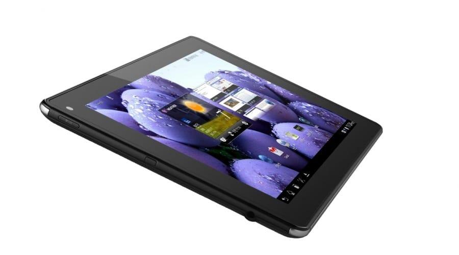 LG Optimus Pad LTE, tabletă cu tehnologie 4G