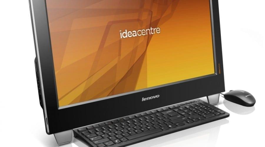 CES 2012: IdeaCentre B540 şi B340, noi calculatoare all-in-one de la Lenovo