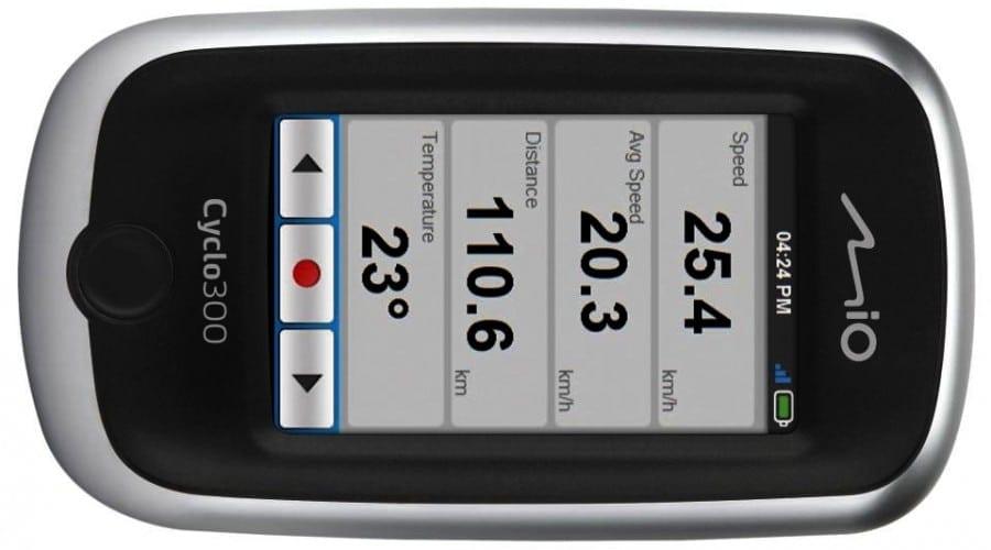 Mio Cyclo, primele GPS-uri pentru sportivi