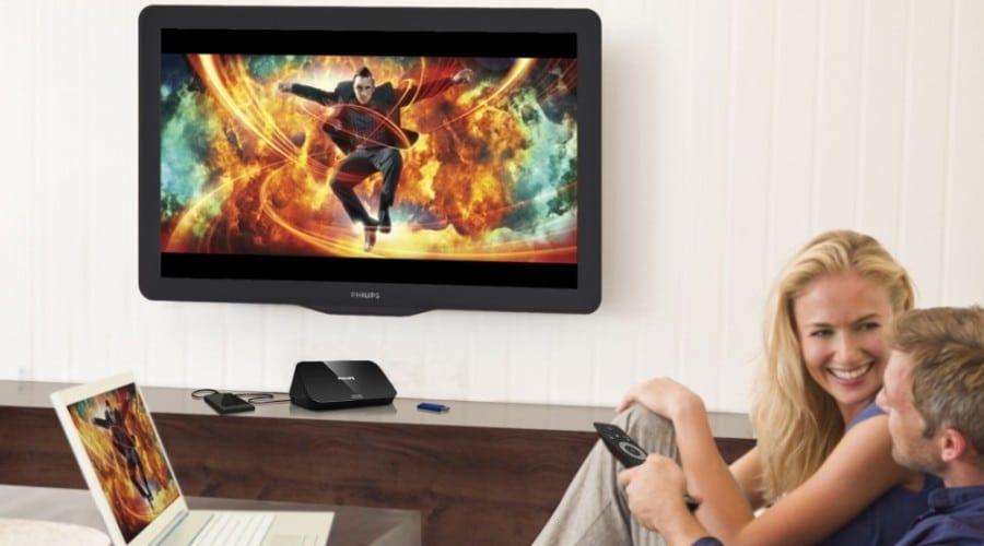 Filme şi muzică pe HDTV cu playerele Philips HMP5000/12 şi HMP3000/12