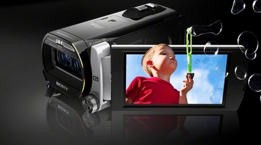 CES 2012: Sony a lansat o nouă gamă de camere video Handycam