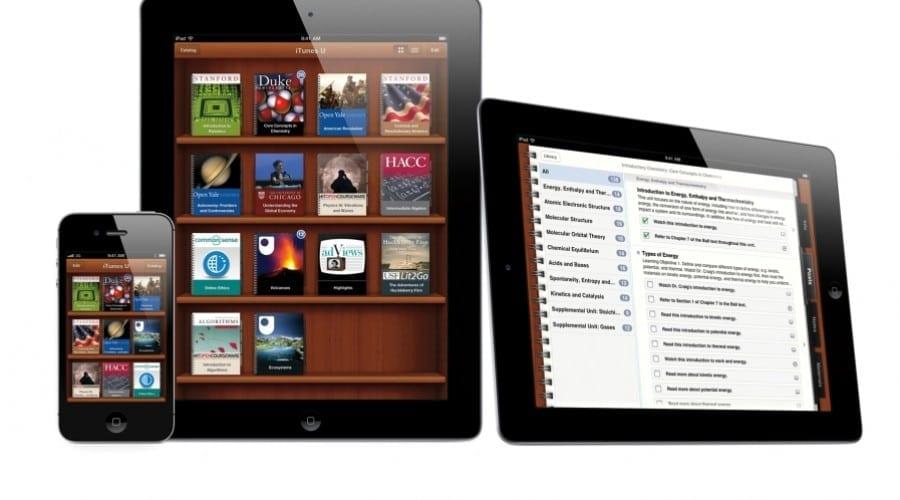 Apple lansează o nouă versiune a serviciului iTunes U