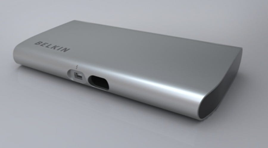 CES 2012: Belkin prezintă dock-ul Thunderbold Express