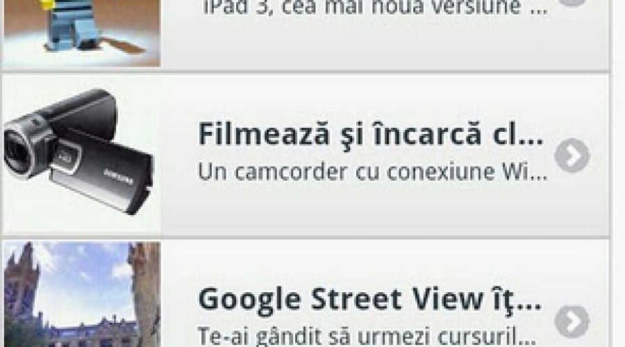 connect pe Android si iPhone