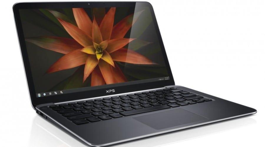 Dell XPS 13: Un ultrabook cu ecran de 13.3 inchi