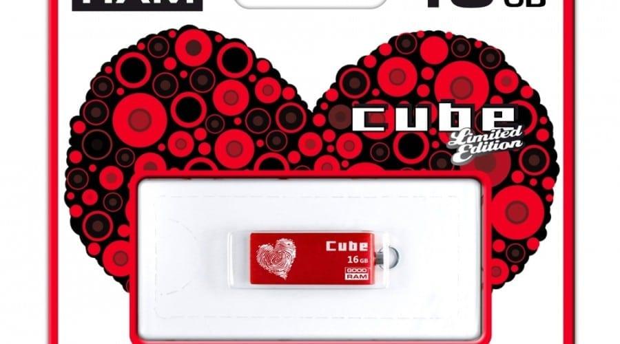 Goodram Cube, ediție specială de Valentine's Day