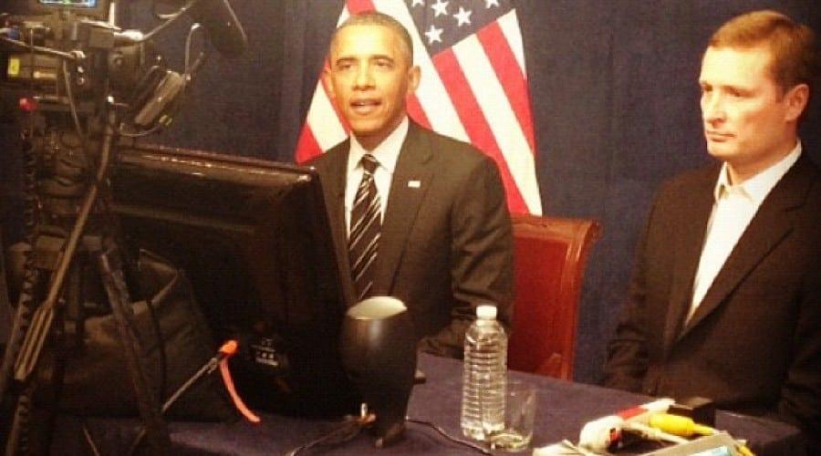 Barack Obama şi-a deschis cont pe Instagram