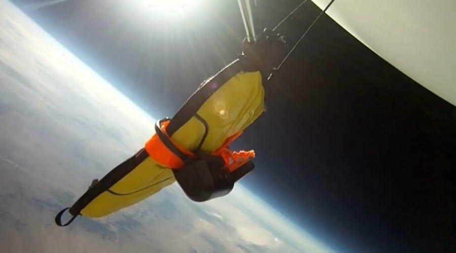 iPad supraviețuiește unei căderi de la 30.000 m