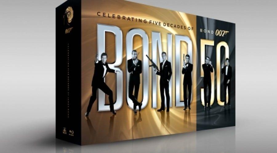 Bond 50: Cinci decenii de James Bond