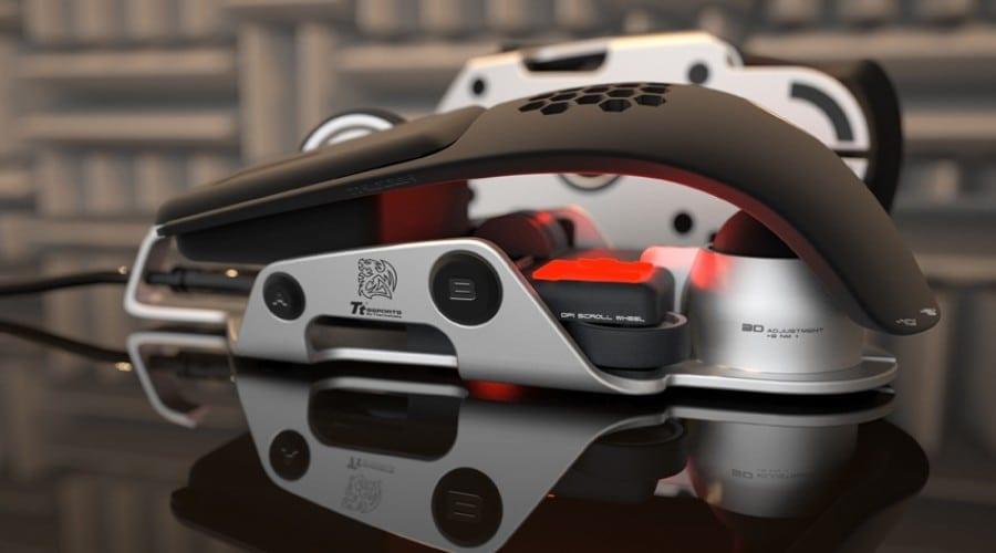 Level 10 M: Un mouse incredibil creat de BMW
