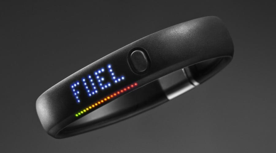 Nike FuelBand: Combustibil pentru antrenamente