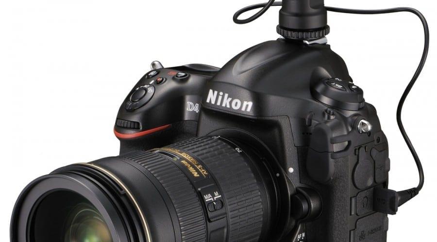 Nikon D4 poate fi controlat de pe o tabletă sau un smartphone