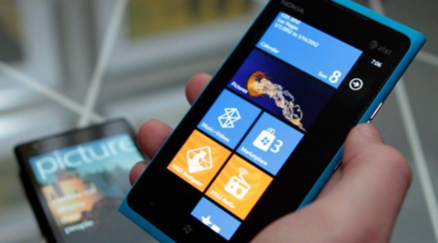 Nokia Lumia 900 îşi face debutul peste ocean