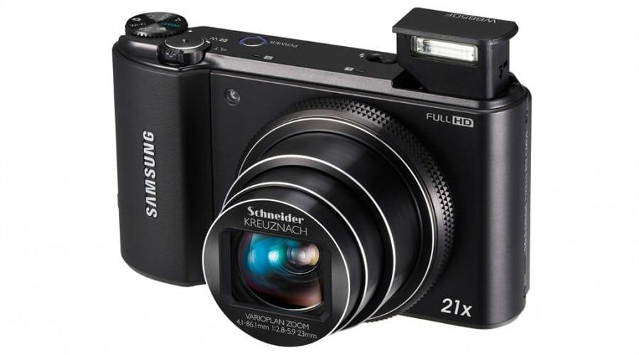 CES 2012: Samsung lansează o nouă serie de camere foto ultra-portabile