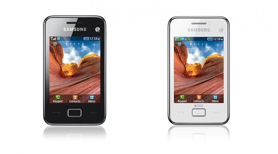 Samsung anunţă noile terminale Star 3 şi Star 3 DUOS