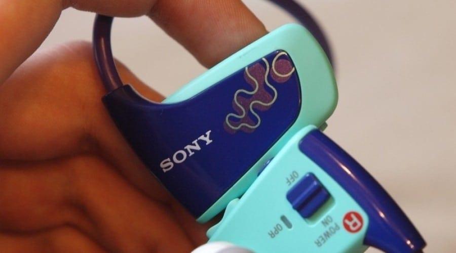 Fără restricţii: Sony NWZ-W262 review