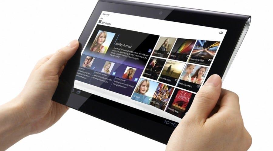 Sony Tablet S, cu 100 dolari mai ieftină