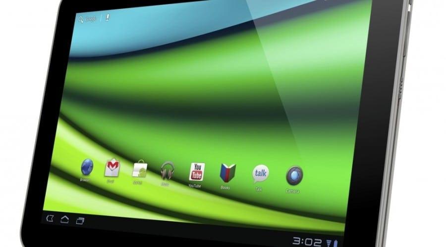 Toshiba Excite X10, cea mai subţire tabletă de 10 inchi