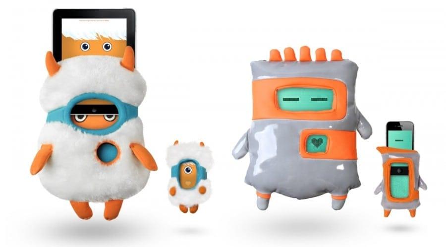 Totoya Creatures transformă tableta iPad și iPhone-ul în jucării senzaționale