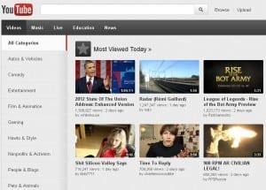 comScore: Spoturile publicitare postate pe internet câştigă din ce în ce mai mulţi spectatori