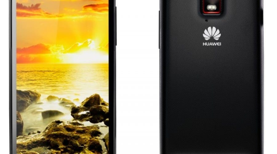 Huawei Ascend D quad: Un quad core ultra rapid cu ecran de 4.5 inchi