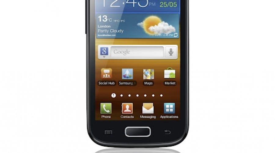 Samsung Galaxy Ace 2: Calitate la un preţ modest