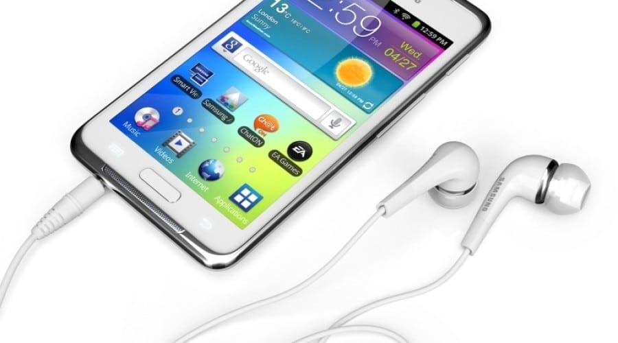 Samsung Galaxy S WiFi 4.2: Pentru gameri şi nu numai