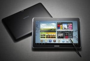Samsung Galaxy Note 10.1: Prezentare video de la MWC