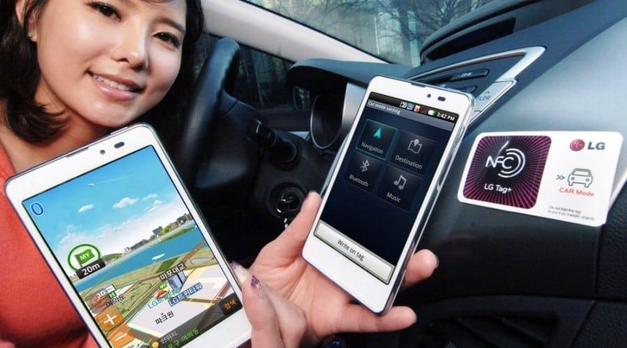 LG Optimus LTE Tag: Tehnologie 4G şi NFC