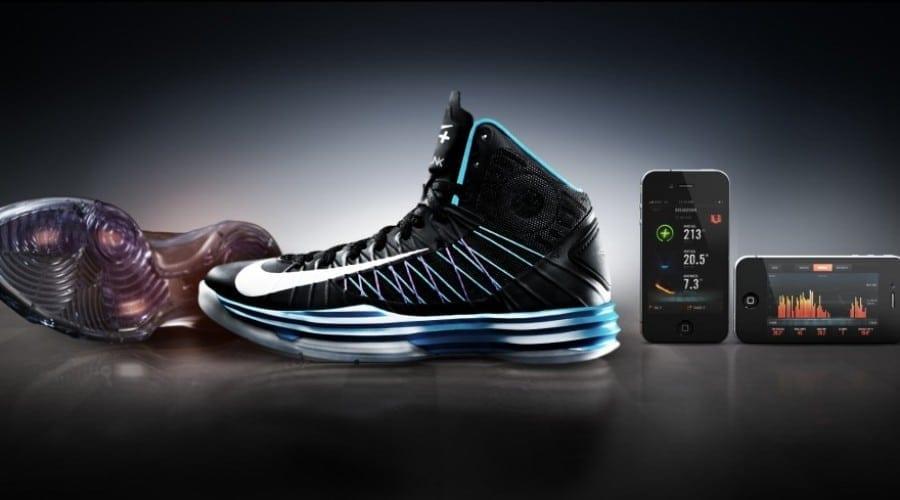 NIKE+ Basketball şi Training: Încălţăminte inteligentă, conectată la mobil