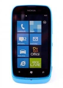 Nokia Lumia 610, la un pret de la 217 euro in Romania