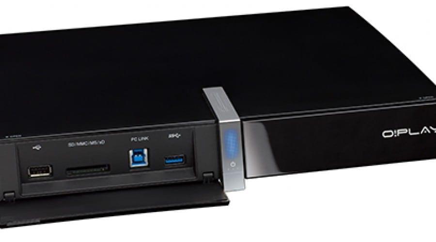 Asus O! Play TV Pro: Înregistrare şi recepţie digitală HD