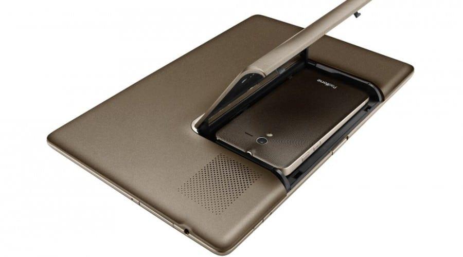 ASUS PadFone: Telefon, tabletă, notebook