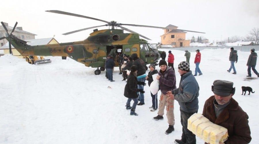 Cosmote şi Romtelecom sprijină mii de persoane din judeţele Vrancea şi Buzău
