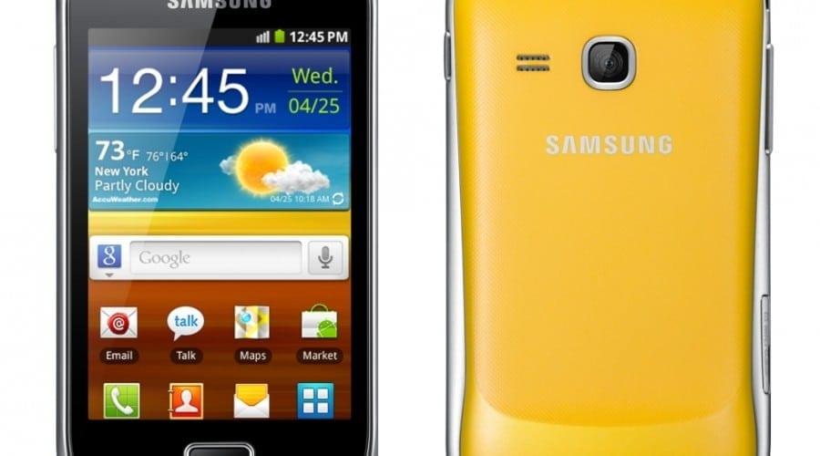 Samsung Galaxy Mini 2 S6500: Procesor mai rapid, display îmbunătăţit, baterie mai mare
