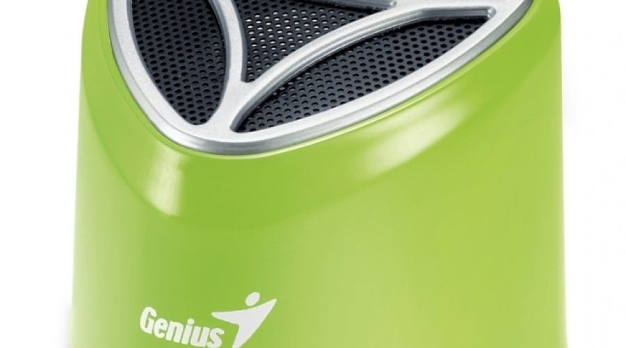 Genius a lansat boxa portabilă SP-i175
