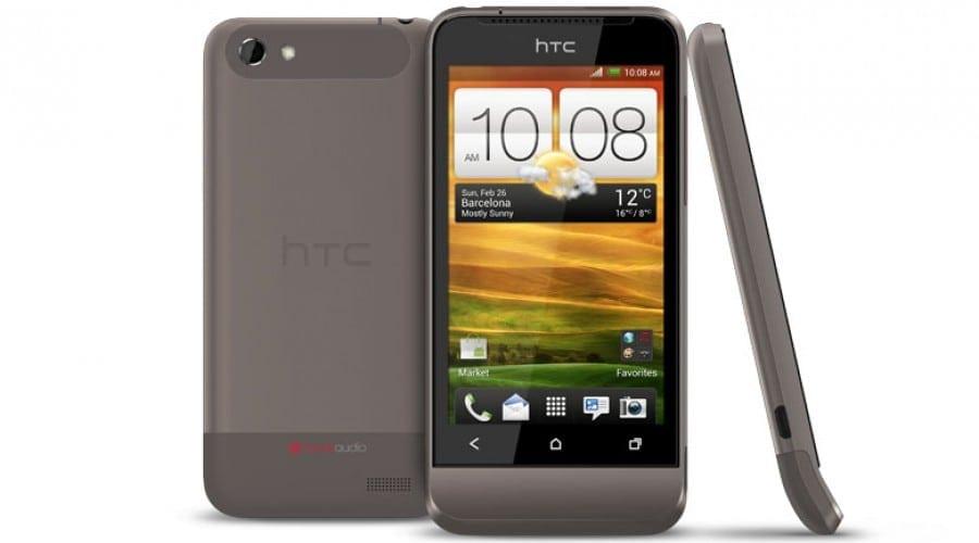 HTC One V: Mezinul seriei One