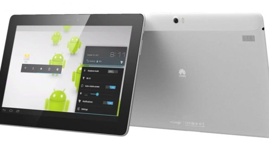 Huawei MediaPad 10 FHD: Tabletă de 10 inchi cu procesor quad-core