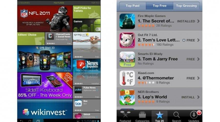 Aplicaţiile iOS suferă mai multe crash-uri decât cele Android
