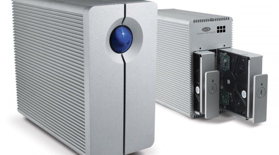 Adaugă un plus de viteză Mac-ului cu noile drive-uri LaCie de 4 şi 6TB, cu Thunderbolt