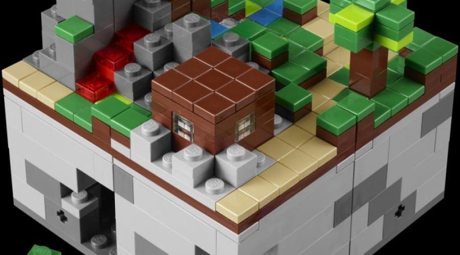 Minecraft devine set de LEGO
