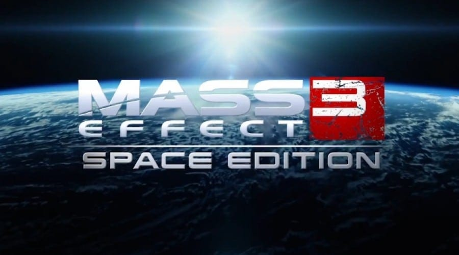 Mass Effect 3 Space Edition lansat din Berlin