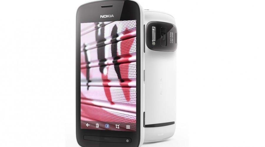 Nokia 808 PureView: Cameră cu senzor de 41 megapixeli