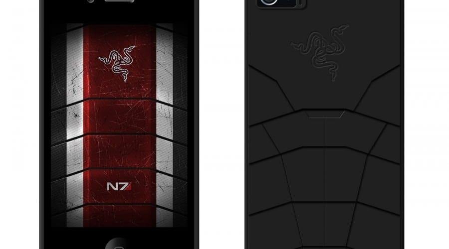 Carcase pentru iPhone, inspirate de Mass Effect 3