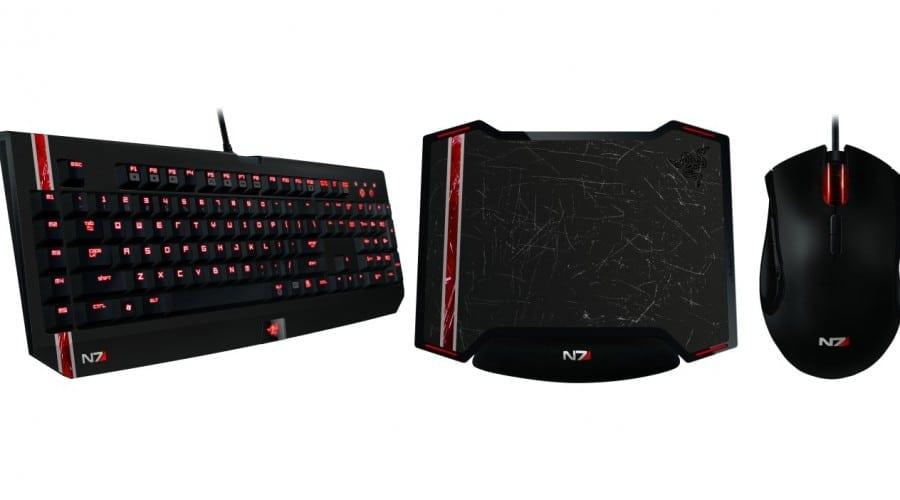 Bioware şi Razer lansează periferice şi accesorii PC Mass Effect 3
